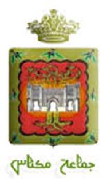 Municipalité de Meknes